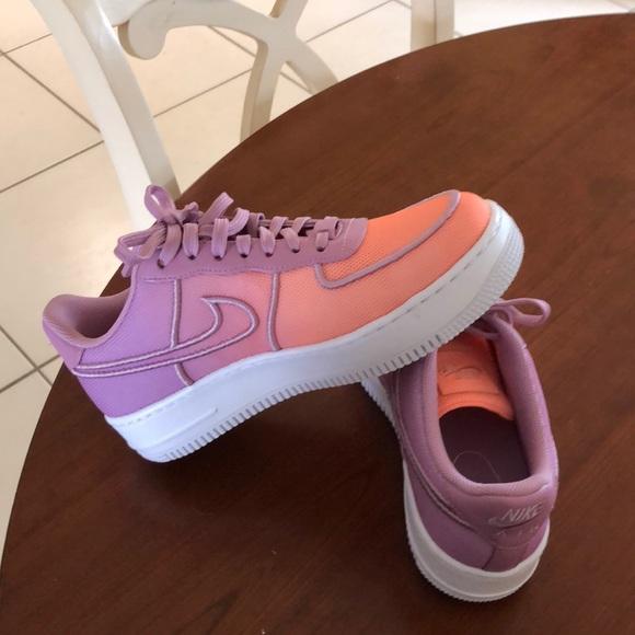 Nike Shoes   Nwot Nike Air Force Purple